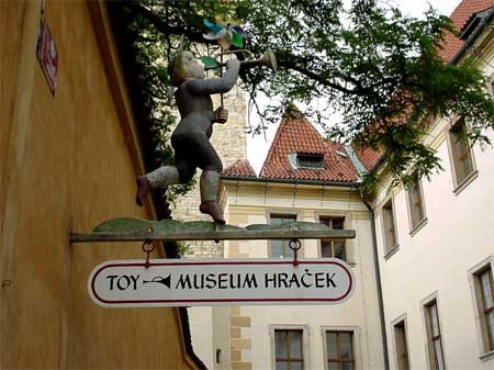 Toy Museum in Prague