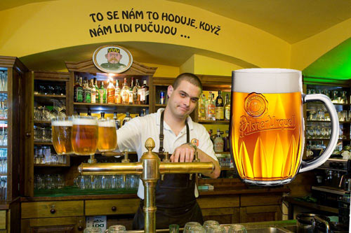 Bars, Pubs and Drinking in Prague