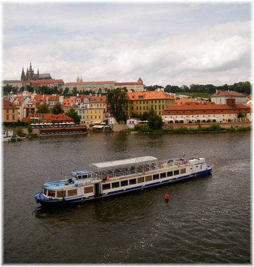 Boats and Cruises in Prague