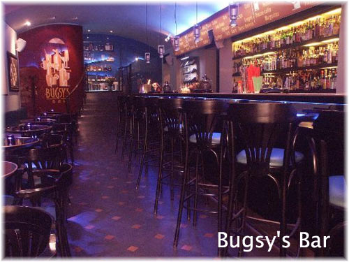 bugsy's bar prague