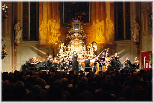 Prague's Churche Concert