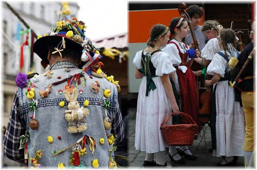 prague easter traditions