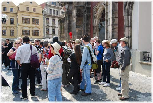 Free Tour in Prague
