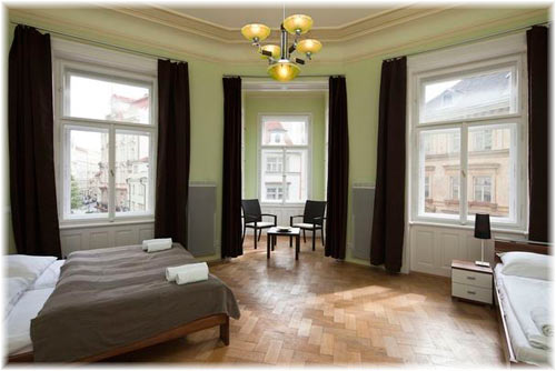 Holiday Apartmnets in Prague