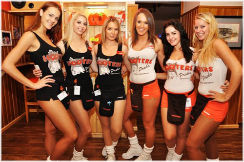 Prag Ladies