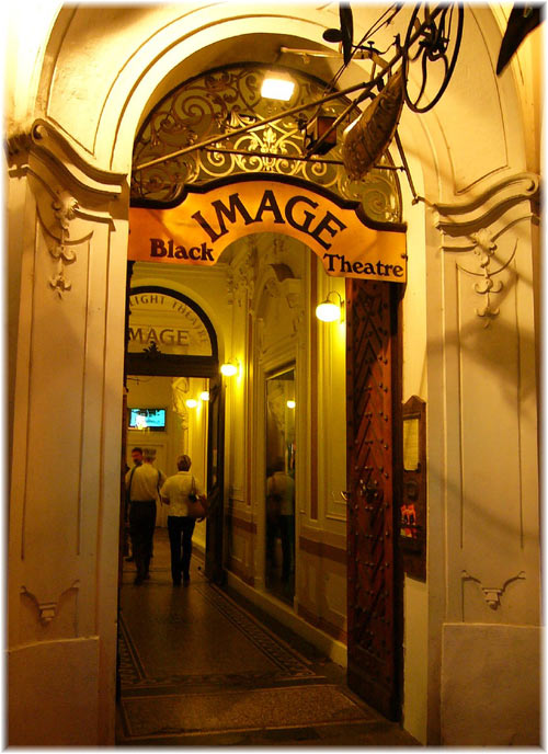 Image Theatre Prague