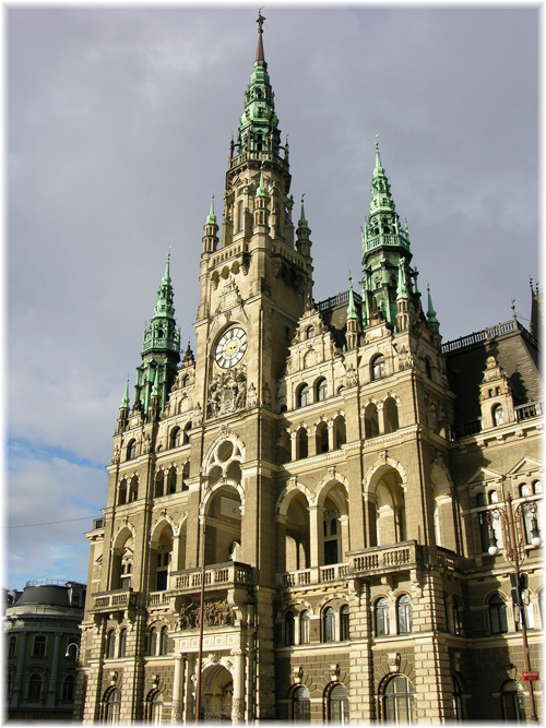 Liberec city hall