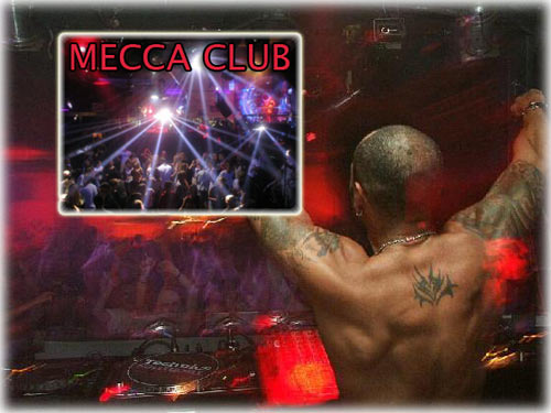 club mecca in prague