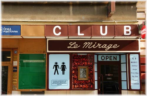 Le Mirage Music Club