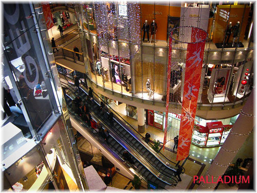 Palladium Shopping Mall