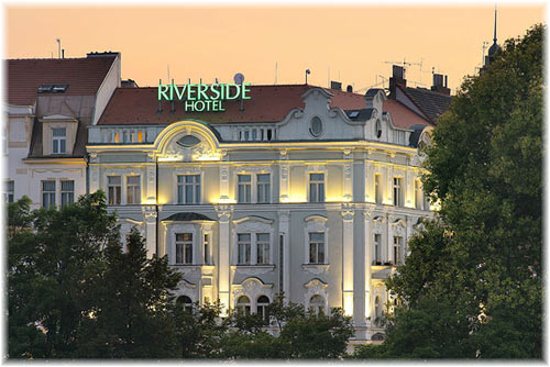 Riverside Hotel Prague