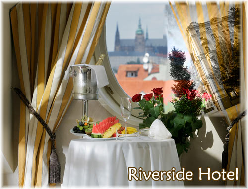 Riverside Prague Hotel