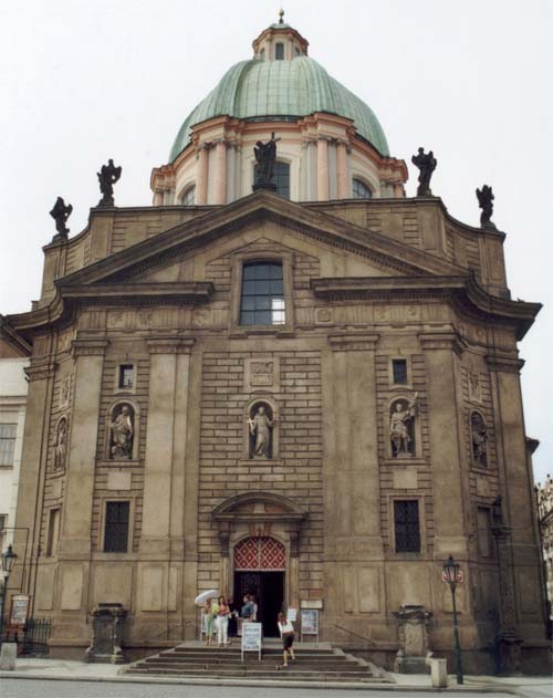 St. Francis Seraphicus Church Prague