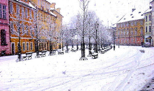 Prague S Winter Weather Prague Guide