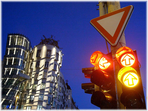 Traffic Lights Prague