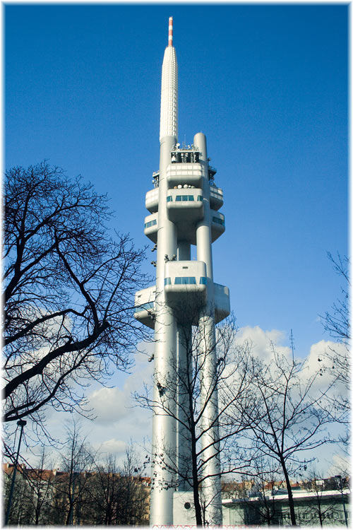 Prague TV Tower