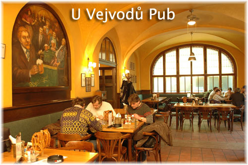 Bars and Pubs in Prague - Prague Guide