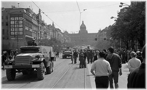 Wenceslas Square History