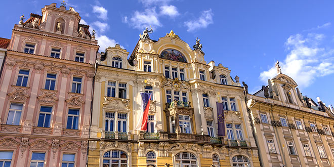 Architectural styles in Prague – Prague Guide