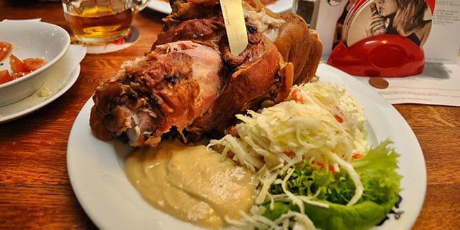 Traditional Czech Food Restaurants In Prague