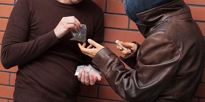 Drogen Dealen