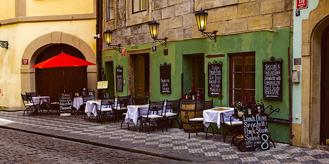 The Two New Michelin Star Restaurants In Prague Prague Guide