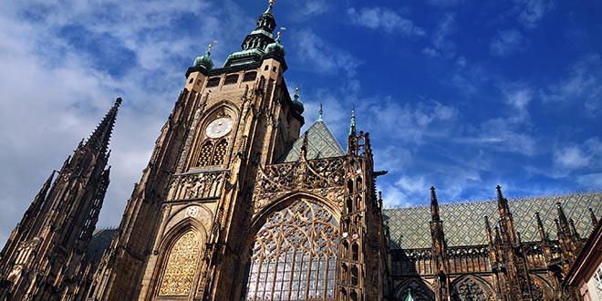 St  Vitus Cathedral – Prague Guide