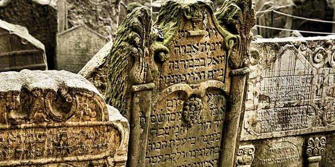 Prague Cemetery Pdf