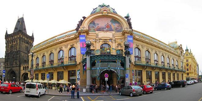 the spectacular municipal house a prague pearl of art nouveau style